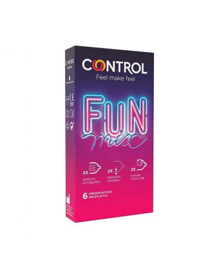 CONTROL FUN MIX 6U
